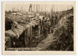 Trench scene at Batagland