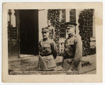 Marshal Foch and General Pershing