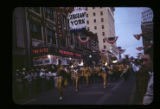 Isaac Litton High School Marching Band performing at the