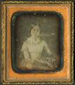 Daguerreotype of Lavinia Hilliard Shute